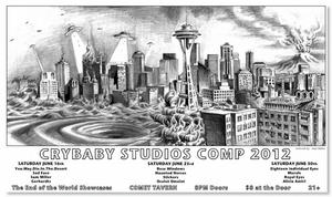 Crybaby Show Poster